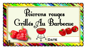 769259poivronsrougesgrillsaubarbecue
