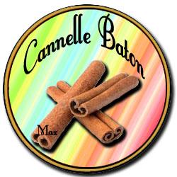 Cannelle baton