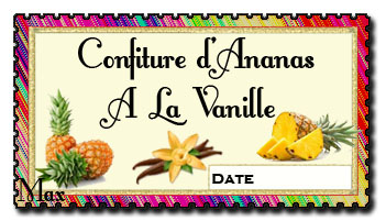 Confiture d ananas copie
