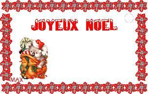 Etiquette Menu De Noel A Imprimer.Cartes Menu Etiquettes Noel 1