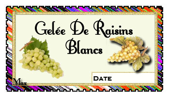 Gelee de raisins blancs copie