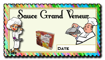 Sauce grand veneur copie