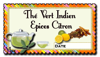The vert indien citron copie