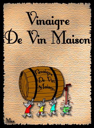 Vinaigre de vin maison segu maison - Comment faire du vinaigre de vin ...